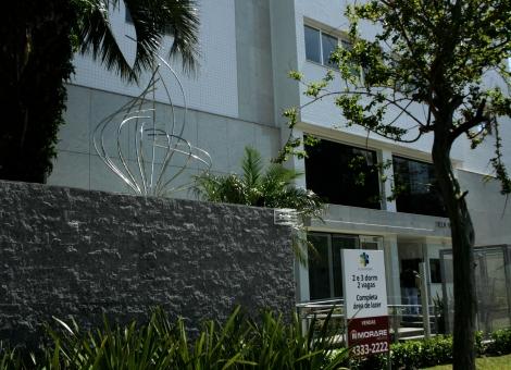 Escultura Prédio Villa Ravenna , Porto Alegre - Foto Ingrid Noal
