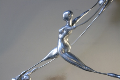 Nuvem - detalhe ginasta. foto: Ingrid Noal