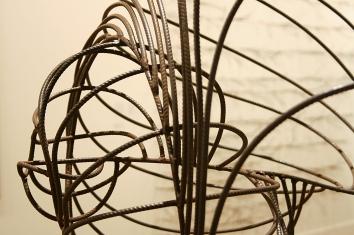 """Concha - Exposição """"Do Atelier ao Cubo Branco"""" - MARGS - 2011 foto: Ingrid Noal"""