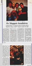 JB Rev Domingo 6-3-1988 - Rio