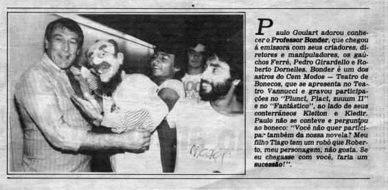 Jornal Zero Hora - 19 /02/ 1984