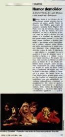 Revista Veja - 11/01/ 1984