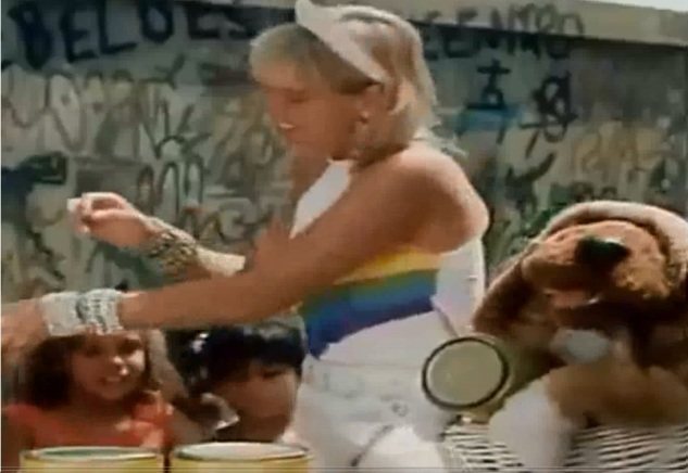Xuxo - personagem do filme SuperXuxa contra o Baixo Astral