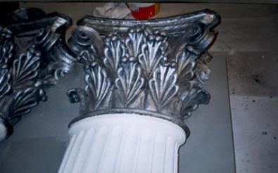Fabricação do capitel - My Fair Lady