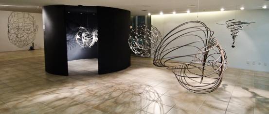 Concha, Esferas, Aquário, Vórtice e Ahãn - Foto de Henrique Wallau
