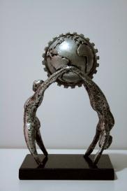 Troféu Engenheiro Destaque CREA-RS 2014 criação de Pedro Girardello
