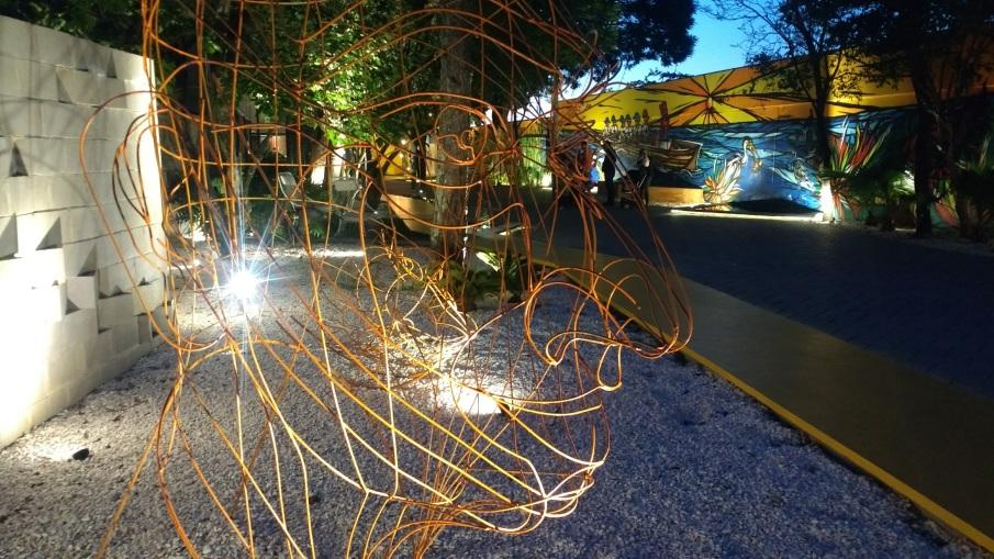 "Escultura ""Cabeça 1"""